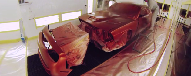 Video: watch VIN0001 Hellcat Challenger being built