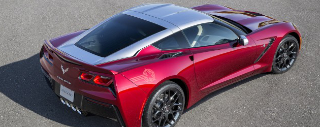 Paul Stanley's 2015 Corvette Stingray