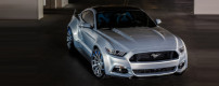 Is this the first-ever wide body 2015 Mustang?