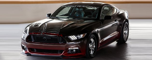 Meet the 2015 Mustang King Cobra