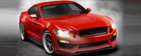 2016 SVT Mustang GT350 rendered