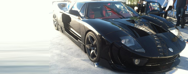 Belladonna – Wide Body 2006 Ford GT