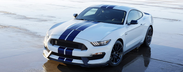 This is it – 2016 Shelby GT350