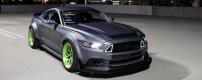 Vaughn Gittin's 2015 Mustang RTR Spec 5 Drift Car