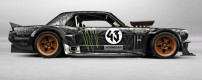 Ken Block's Gymkhana 7 car