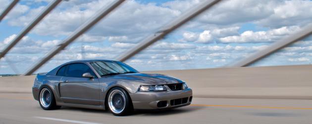 2003 SVT Mustang Cobra aka Terminator