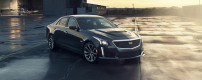 2016 Cadillac CTS-V tops 200 MPH
