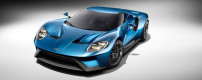 All new 2016 Ford GT