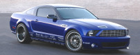 Vanquish'd Pony – custom 2005 Mustang