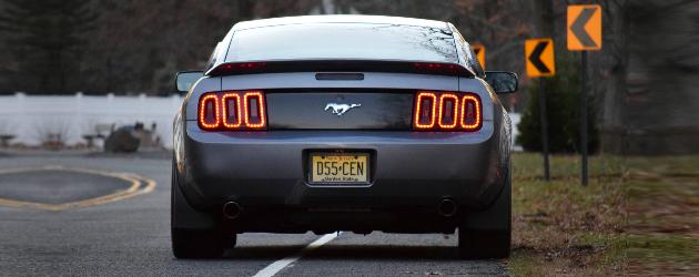 Aydonmill's custom Ford Mustang