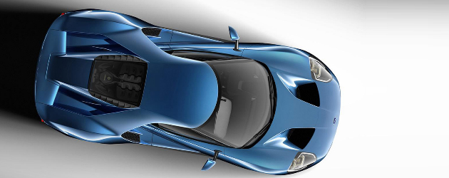 The new Ford GT will cost around $400k
