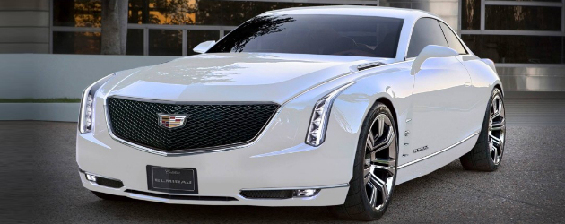 Cadillac Elmiraj In White