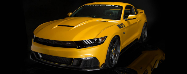 2015 Mustang Saleen S302 Black Label