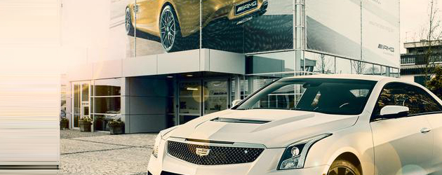 Cadillac is trolling German rivals