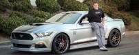 2015 Mustang GT giveaway