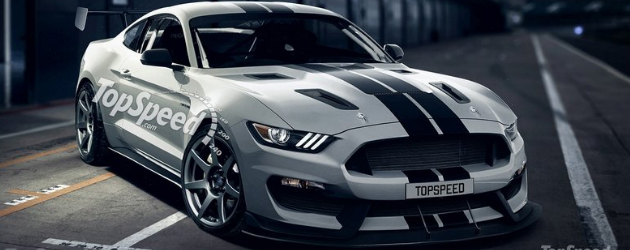 GT350S is on its way