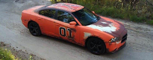Modern General Lee Charger