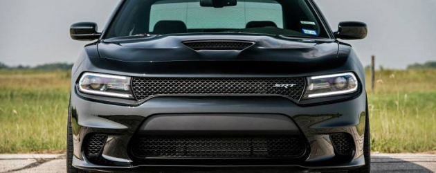 Hennessey tops 852 HP for the Hellcat