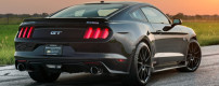 CarbonAero HPE750 Supercharged  2015 Mustang by Hennessey