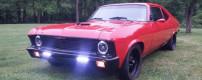 Redrum – custom 1970 Nova