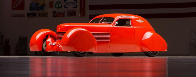 Cord Westchester Coupe Custom
