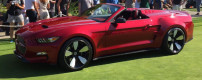 Mustang Rocket Convertible by Galpin & Fisker