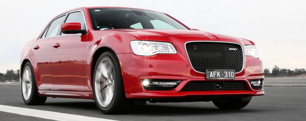 Facelifted Chrysler 300 SRT is still not available in the US