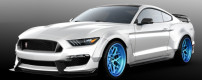Ford sends a squad of custom Mustangs to SEMA