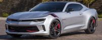 2016 Chevrolet Camaro Red Line Series Concept