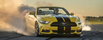Hennessey HPE750: 2016 Mustang Convertible