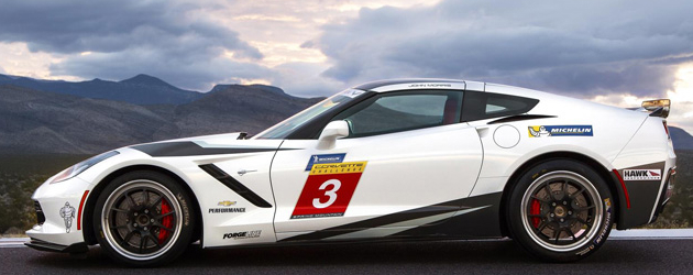 Chevrolet and Michelin puts Stingrays to races