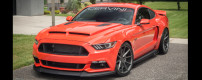 Cervini's Ram Air hood option for your S550 Mustang