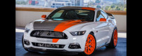 Mustang named hottest car of 2015 SEMA