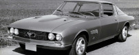 1965 Ford Mustang by Bertone