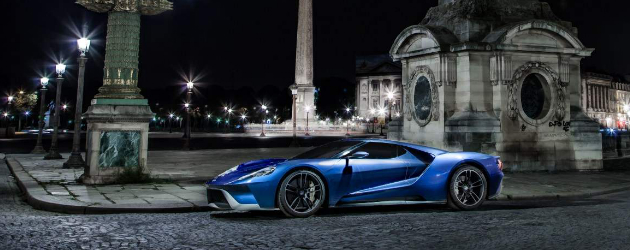 Ford GT. Superb gallery.