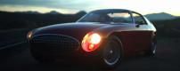 Gordon Kelly's coachbuilt 1961 Corvette