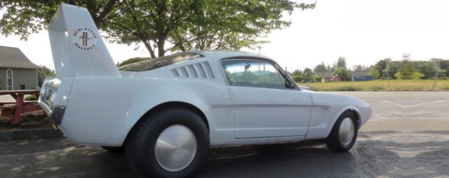 Hemi-Stang: not your ordinary 1966 Fastback