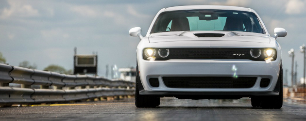 2016 Challenger SRT Hellcat By Hennessey