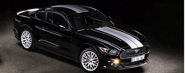2016 Mustang Le Mans 50th Anniversary Edition
