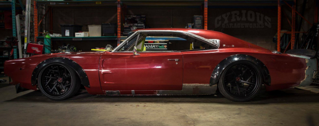 Widebody 1968 Dodge Charger