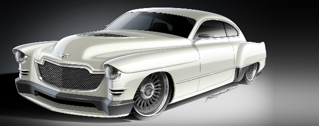 Ringbrothers to bring cool Caddy to SEMA