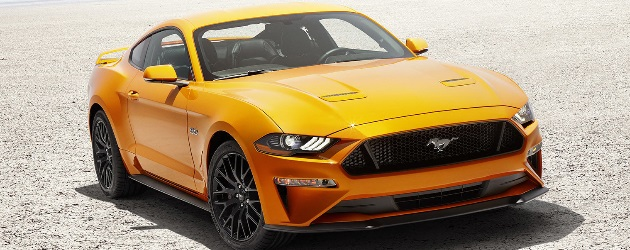 2018 Ford Mustang. Eww…