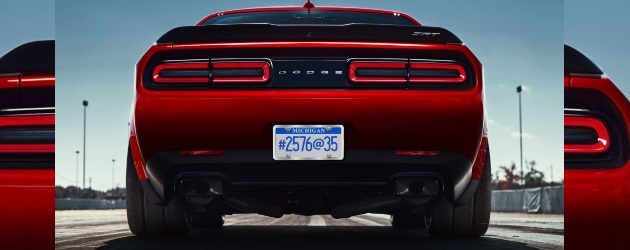 2017 Challenger Demon